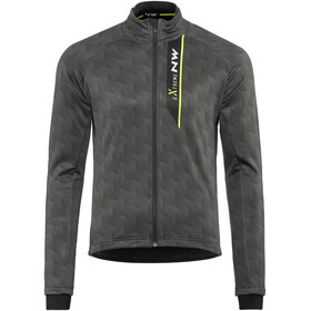 Northwave Extreme 3 Total Protection Jacket Men black/grey/yellowfluo
